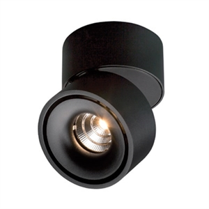 Antidark Easy W100 Outdoor Spot LED Schwarz