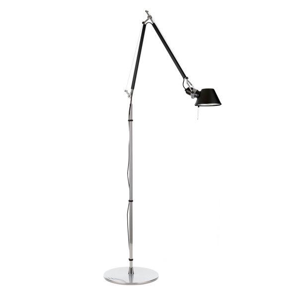 Artemide Tolomeo Stehlampe Schwarz   Kauf hier