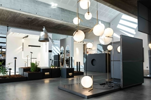 Flos Showroom - Kopenhagen Design Tour