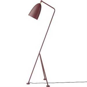 GUBI Grossman Collection Gräshoppa Stehlampe Rot