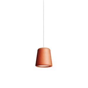 NEW WORKS Material Pendelleuchte Terracotta