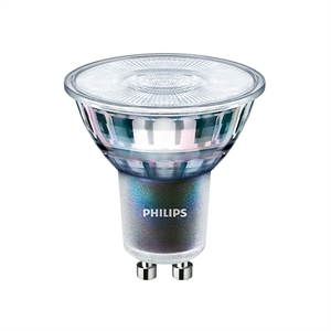 GU10 36D LED 5.5W 380 Lm - Dimmbar - Philips MASTER LED Spot MV