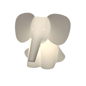 Zoolight Elefant Kinder Wandleuchte