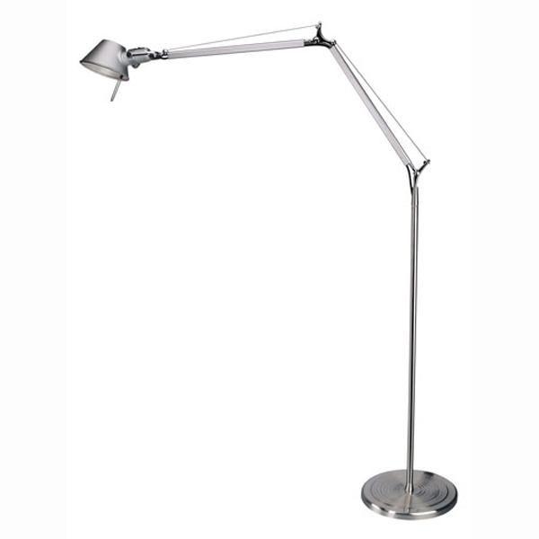 artemide tolomeo stehlampe aluminium kauf hier. Black Bedroom Furniture Sets. Home Design Ideas