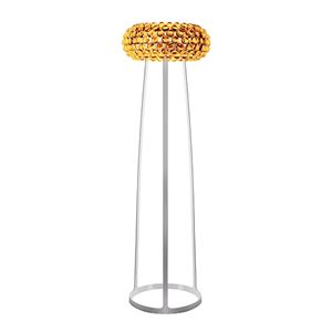 Foscarini Caboche Stehleuchte Media Gold