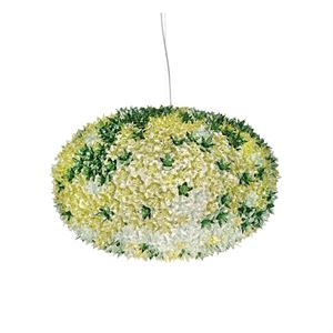 Kartell Bloom Pendelleuchte S0 Minze