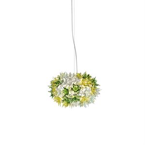 Kartell Bloom Pendelleuchte S2 Minze