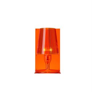 Kartell Take Tischleuchte Orange