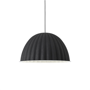 Muuto Under The Bell Ø55 Schwarz
