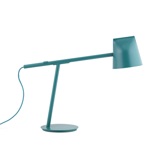 Normann Copenhagen Momento Bordlampe Petroliums Grøn