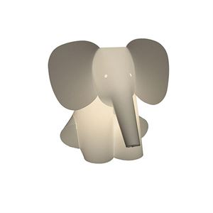Zoolight Elefant Kinder Tischlampe
